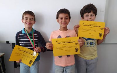 Campeonato Supermatik na Escola