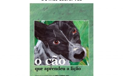 """Apresentação do livro """"O cão que aprendeu a lição"""""""