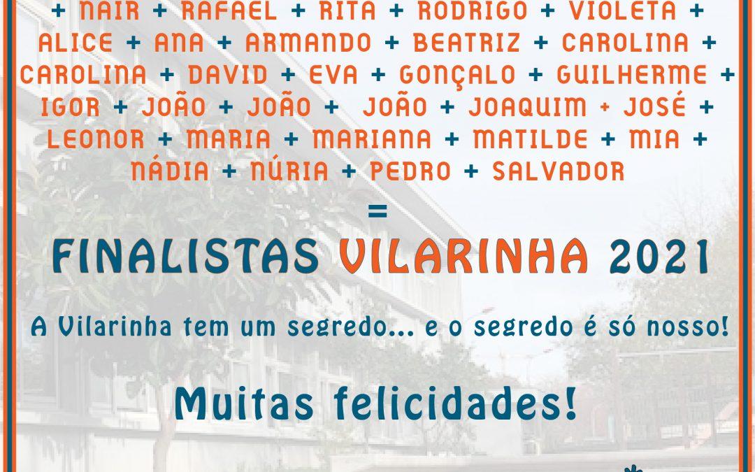 Finalistas Vilarinha 2021
