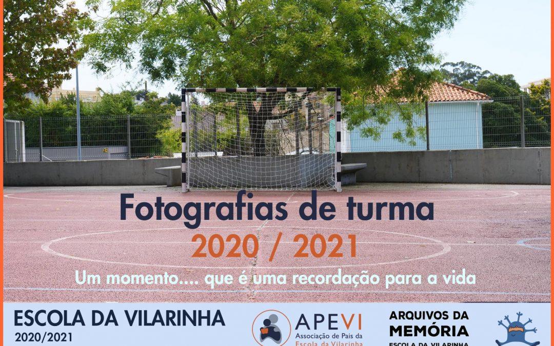 Fotografias de Turma 2020/2021