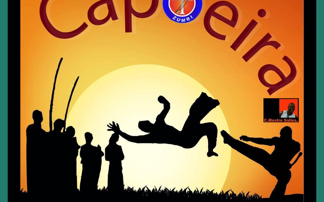 Capoeira: Agora também nos parceiros APEVI